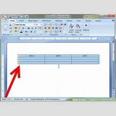 How To Add A Caption To A Table In Word 8 Steps (with Pictures