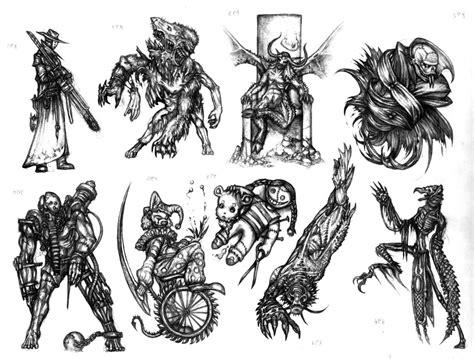 Horror Film Monsters By Rodrigo-vega On Deviantart