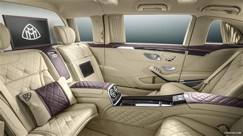 Our coverage is from auto and moto s. 2016 Mercedes-Maybach S600 Pullman - Interior   HD ...