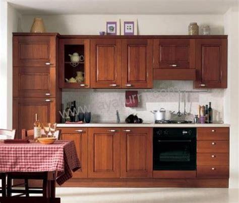 kitchen set minimalis kayu jati  meter jayafurni