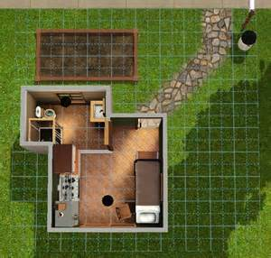 sims 3 starter home floor plans idea home and house