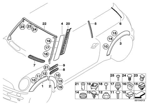 Mini Cooper Door Wiring Diagram by Mini Cooper 2001 To 2006 How To Install Windshield Molding