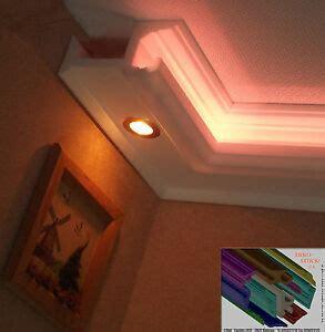 indirekte beleuchtung für fenster stuckprofil indirekte led beleuchtung stuckleisten led profil futura d195 ebay