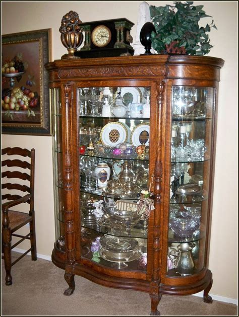 Images Of Antique China Cabinets   Home Design Ideas