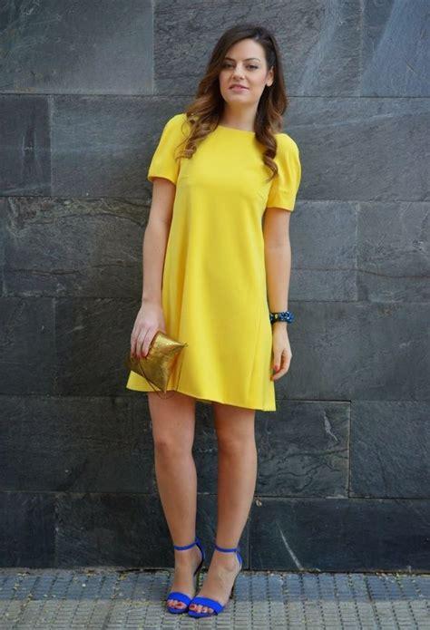 17 mejores ideas sobre Vestidos Amarillos Cortos en Pinterest