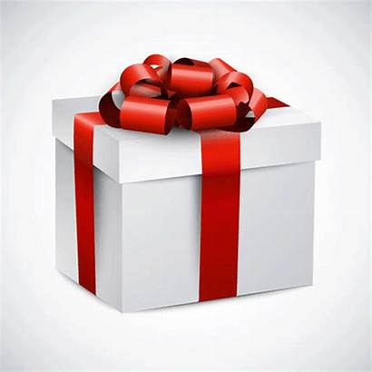 Gift Box Giving Realistic 3d Animated Gifts