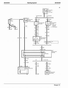 Ford F150 Starter Solenoid Wiring Diagram