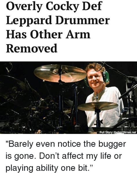 Drummer Memes - 25 best memes about def leppard def leppard memes
