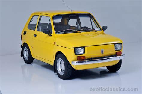 Polski Fiat by Polski Fiat 126p 1976 Sprzedany Giełda Klasyk 243 W