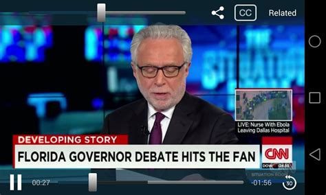 Cnn Breaking Us & World News For Android