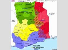 Hisatlas Mapa de GhanaTogo 1919
