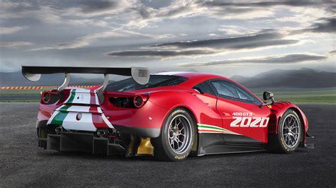 2020 Ferrari 488 GT3 Evo Wallpapers, Specs & Videos - 4K ...