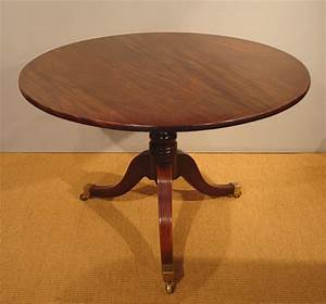 Small Antique Centre Table Breakfast Tablecentre Table