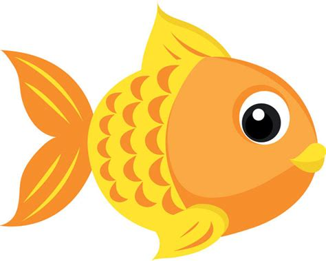Goldfish Vector -4_download Free