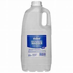 Was Ist Destilliertes Wasser : velind destilliertes wasser 2l eur 1 l von rossmann ~ A.2002-acura-tl-radio.info Haus und Dekorationen