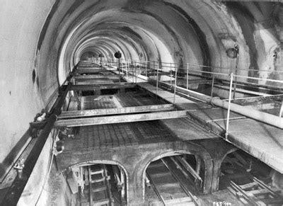 le tunnel du mont blanc a 50 ans