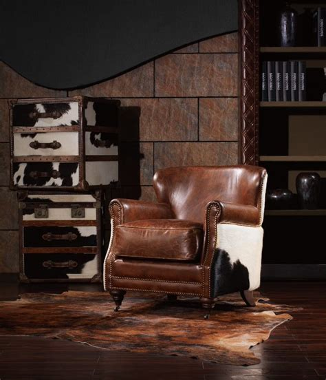 Leather Upholstery Brisbane by Antique Leather Hide Chair Furniture Brisbane Designer Style