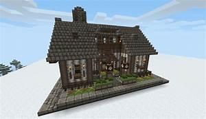Minecraft House Schematics Medieval