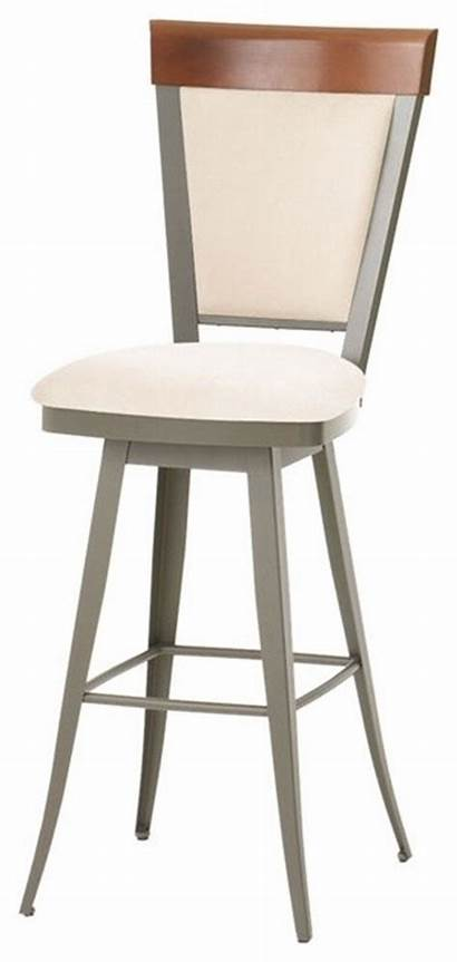 Stools Bar Counter Transitional Swivel Height Stool