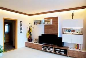 Panelákové obývací pokoje