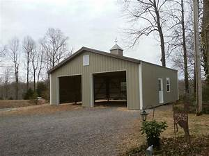 30x30x10 garage wwwnationalbarncom national barn With 24x24 horse barn