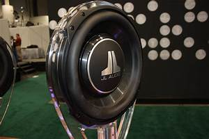 Jl Audio Revamps Their Line Of Car Audio Subwoofers And