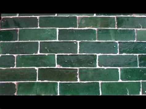bejmat tiles green bejmat tile moroccan brick tiles
