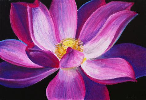 drawing  flower  pastels drawings art gallery