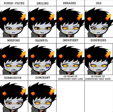 Facial Expression Memes - facial expression meme by technicallyartistic on deviantart