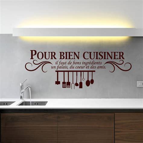 carreaux muraux cuisine sticker pour bien cuisiner stickers cuisine textes et recettes ambiance sticker