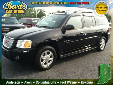 gmc envoy denali car  catalog