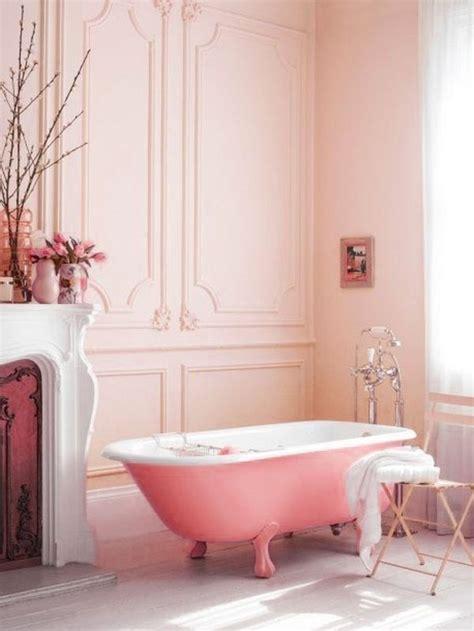 decorate  pink bathroom