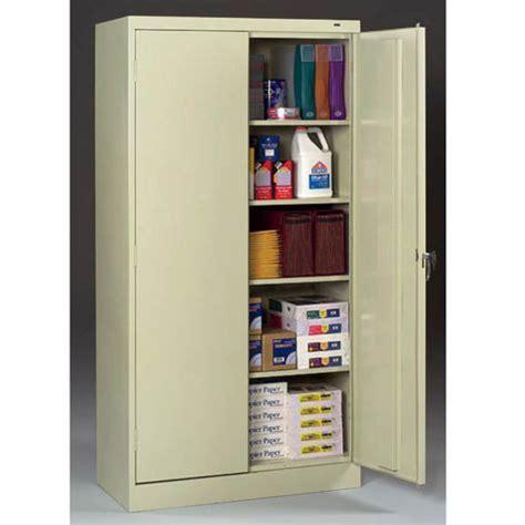 tennsco storage cabinet rta steel storage cabinet 36x24x72 by tennsco