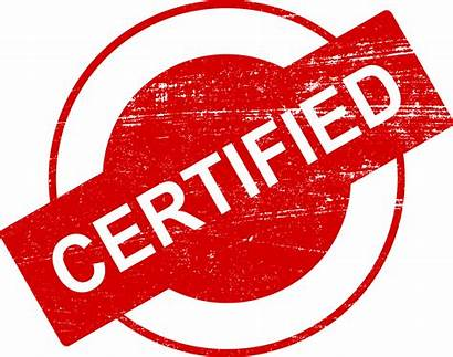 Certified Stamp Transparent Onlygfx Label
