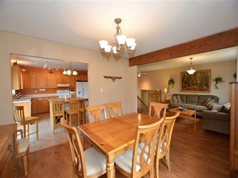 Open Kitchen With Dining Room And Living Room, Open