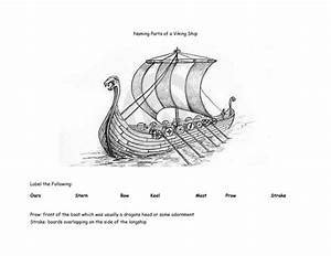 Viking Boats By Lizbiz2 - Teaching Resources