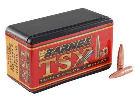 Barnes Triple-shock X (tsx) Bullets 243 Cal 6mm (243