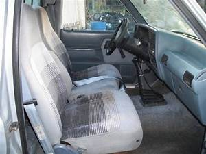 1991 Ford Ranger - Interior Pictures
