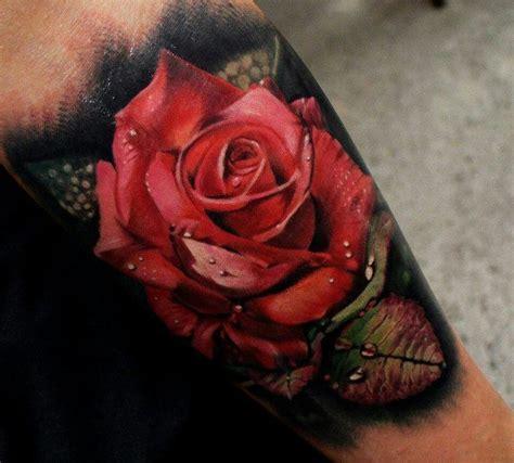 60+ Nice Pictures Of Terrific Rose Tattoo Golfiancom