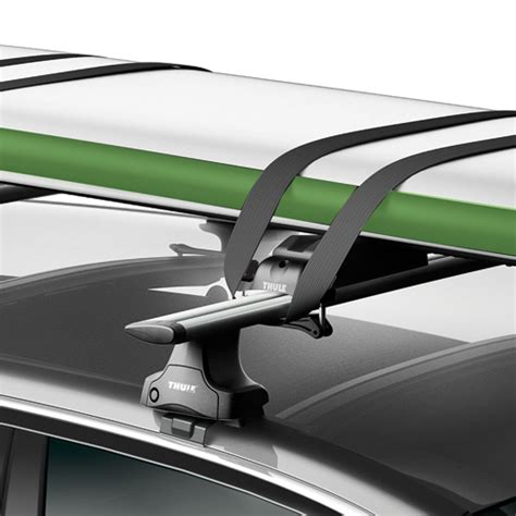 stand up paddle board car rack thule 811xt sup shuttle paddle board carrier