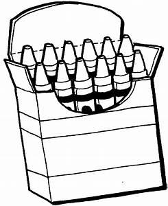 Crayon Clip Art Black And White | Clipart Panda - Free ...