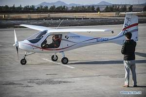 Improved electric plane makes maiden flight- China.org.cn