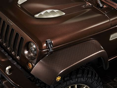 Jeep Wrangler Sundancer Concept 2014 Exotic Car Wallpapers