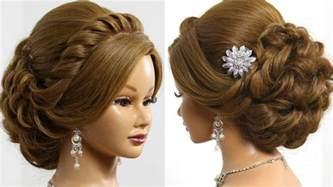 wedding hairstyles for medium hair bridal hairstyle for medium hair tutorial updo