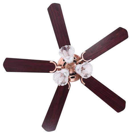 42 quot 48 quot 52 quot downrod bronze ceiling fan light kit w remote