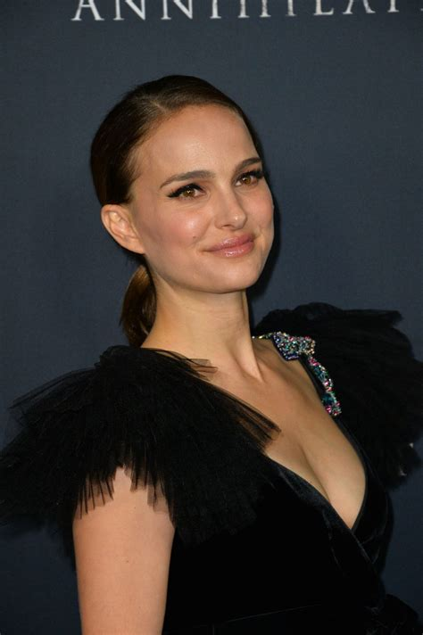 Natalie Portman Annihilation Premiere Los Angeles