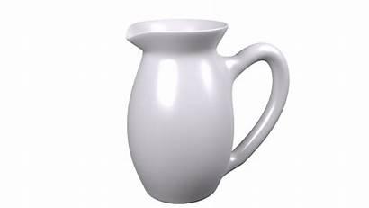 Jug Water Keramik Pottery Transparent Pitcher Kendi