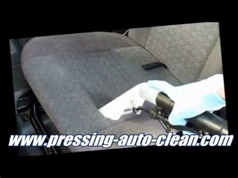 nettoyage siege voiture vapeur nettoyage siege tissu funnydog tv