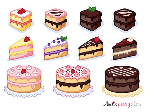 Pastry Clipart Muffin Clipart Breakfast Pastry Pencil And In Color