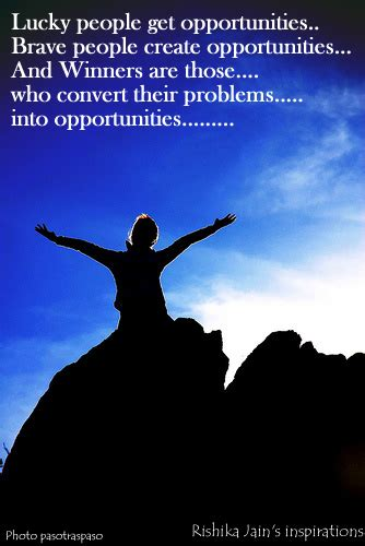 Opportunity Quotes Motivational